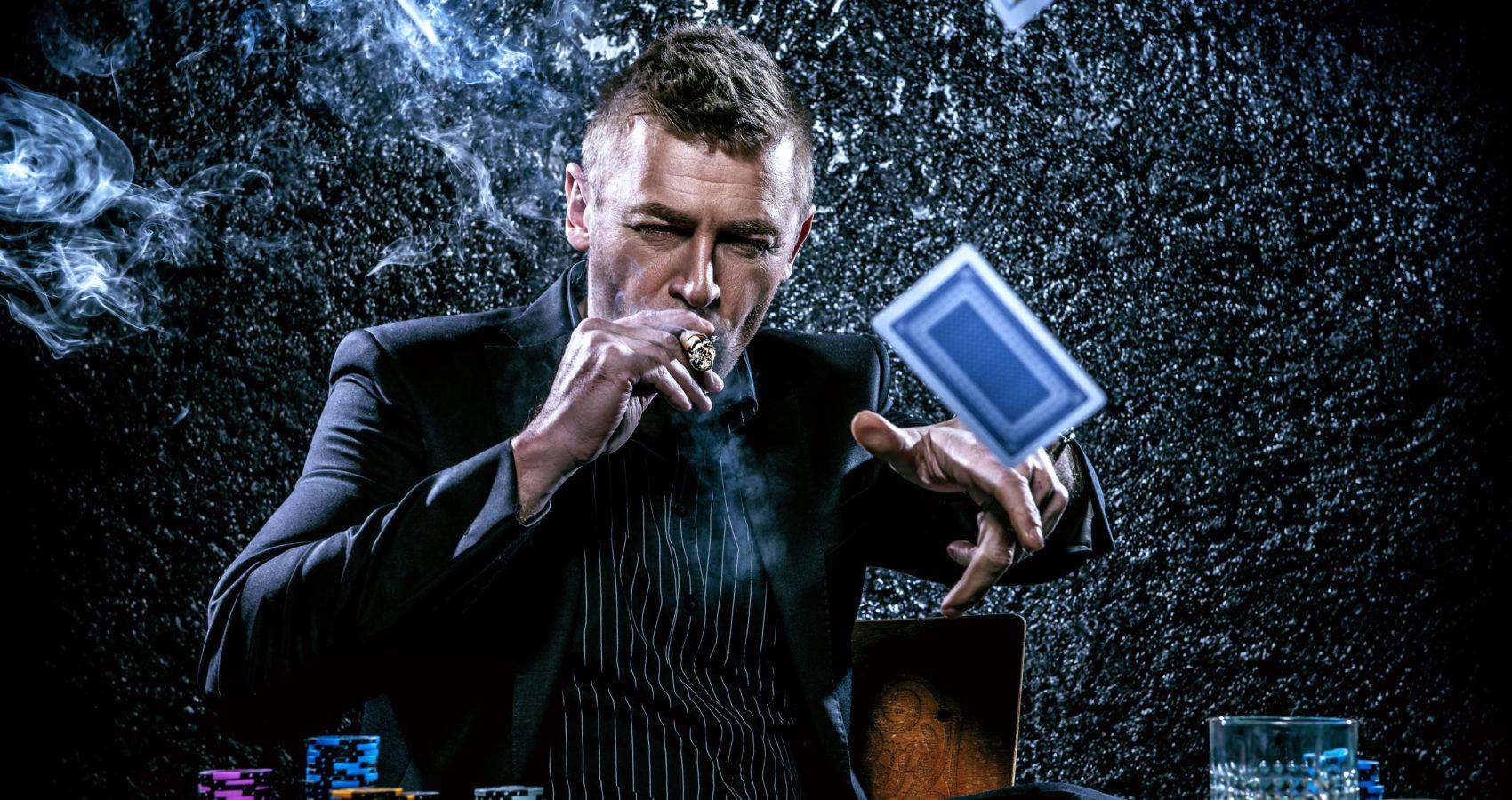 Hazard, kiedy gra w karty, automaty, pokera przestaje być tylko grą?