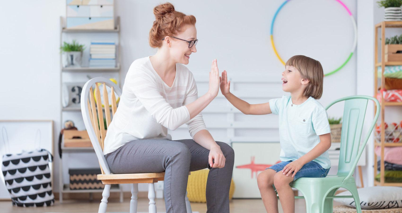 Psychoterapia dzieci, na czym polega?